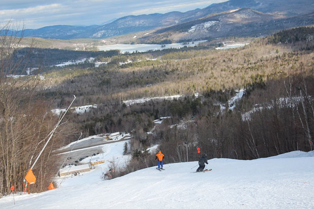 Mt Abram view